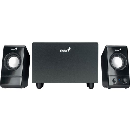 Genius SW-S2.1 200 2.1 Speaker System - 6 W RMS