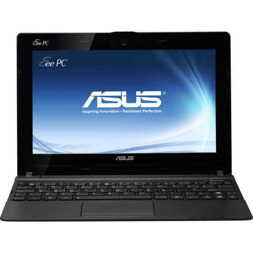 "Asus Eee PC X101-EU27-BK 10.1"" LED Netbook - Intel Atom N455 1.66 GHz - Black"