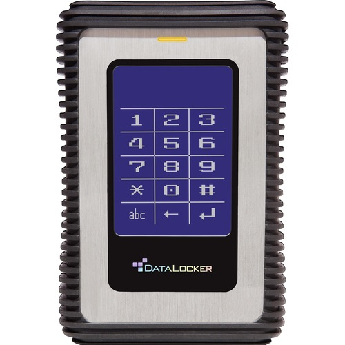 DataLocker DL3 128 GB External Solid State Drive