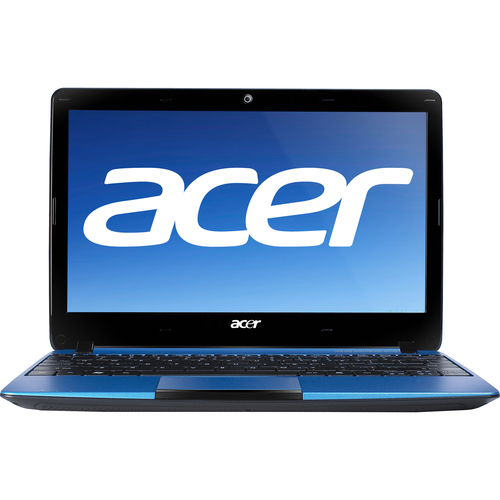 "Acer America Aspire One AO722-C62bb 11.6"" LED Netbook - AMD C-Series C-60 1 GHz"