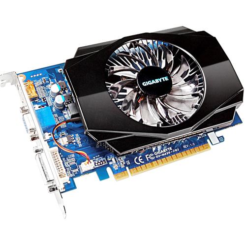 GIGABYTE GV-N430-2GI GeForce GT 430 Graphic Card - 700 MHz Core - 2 GB DDR3 SDRAM - PCI Express 2.0 x16