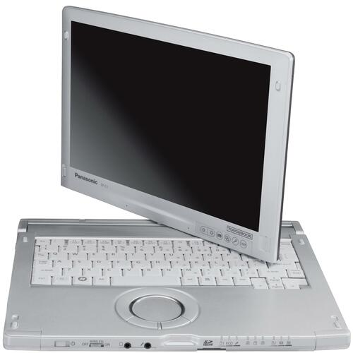 "Panasonic Toughbook CF-C1BWFAZ1M 12.1"" LED Tablet PC - Wi-Fi - Intel Core i5 i5-2520M 2.50 GHz"