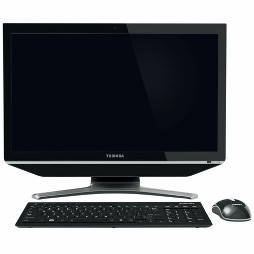 Toshiba DX735-D3360 All-in-One Computer - Intel Core i7 i7-2670QM 2.20 GHz - Desktop - Black
