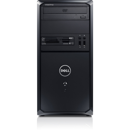 Dell Vostro 260 V260 MT Desktop Computer - Intel Core i3 i3-2120 3.30 GHz - Mini-tower