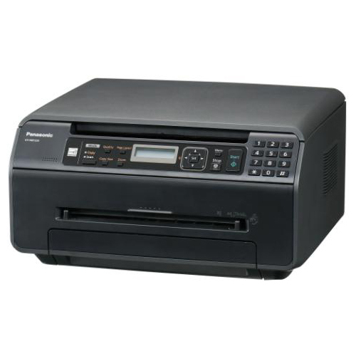 Panasonic KX-MB1500 Laser Multifunction Printer - Monochrome - Plain Paper Print - Desktop