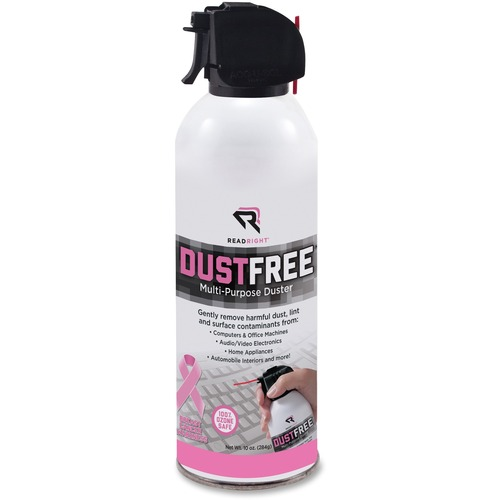 Read Right Breast Cancer Awareness Air Duster