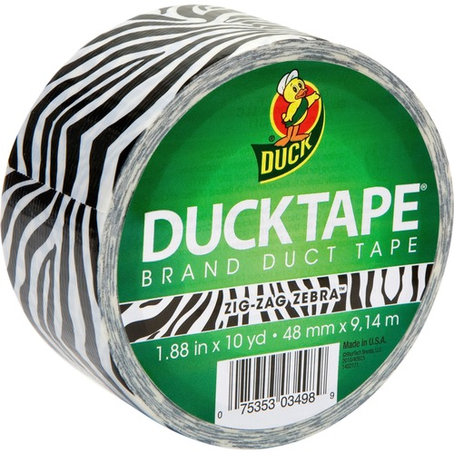 Duck Brand Printed Design Color Duct Tape | by Plexsupply