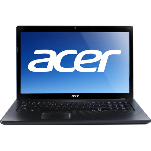 "Acer America Aspire AS7250-E454G50Mnkk 17.3"" LED Notebook - AMD Fusion E-450 1.65 GHz"