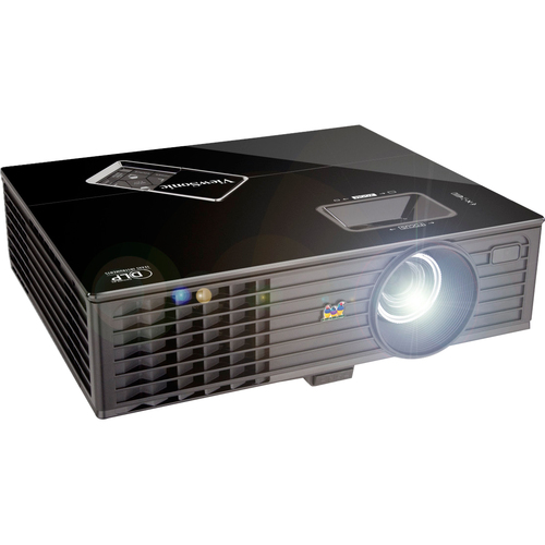 Viewsonic PJD5126 3D Ready DLP Projector - 576p - EDTV - 4:3