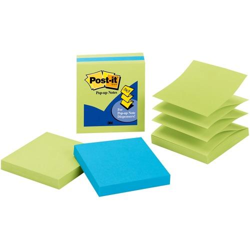 3M Post-it Pop-up 3x3 Note Pads | by Plexsupply