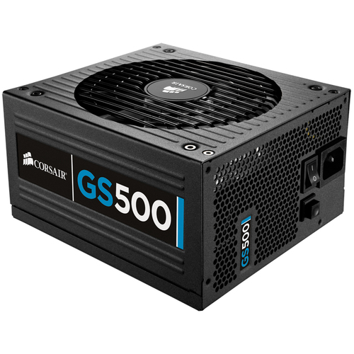 Corsair Memory Gaming GS500 ATX12V & EPS12V Power Supply