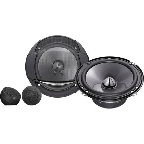 Clarion Quality SRQ1622S Speaker - 55 W RMS - 2-way
