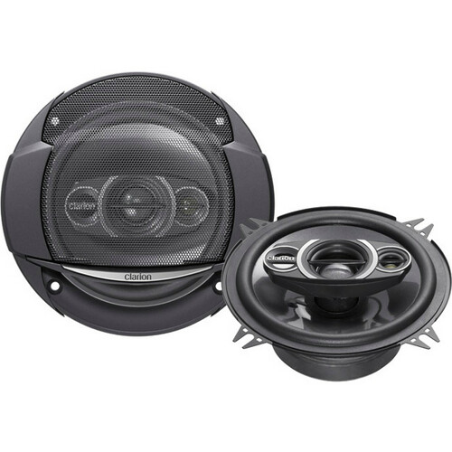 Clarion Quality SRQ1332R Speaker - 35 W RMS - 3-way