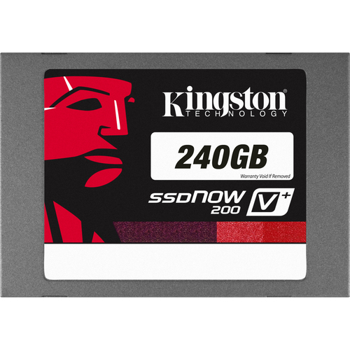 Kingston SSDNow V+200 240 GB Internal Solid State Drive - 1 x Retail Pack