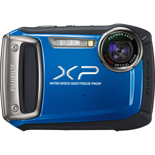 Fujifilm FinePix XP100 14.4 Megapixel Compact Camera - Blue