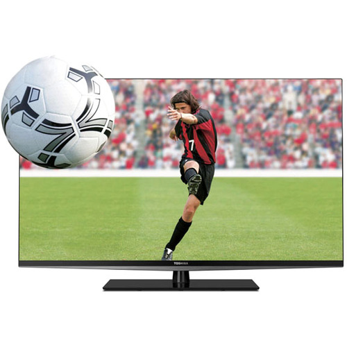 "Toshiba 47L6200U 47"" 3D 1080p LED-LCD TV - 16:9 - HDTV 1080p - 120 Hz"