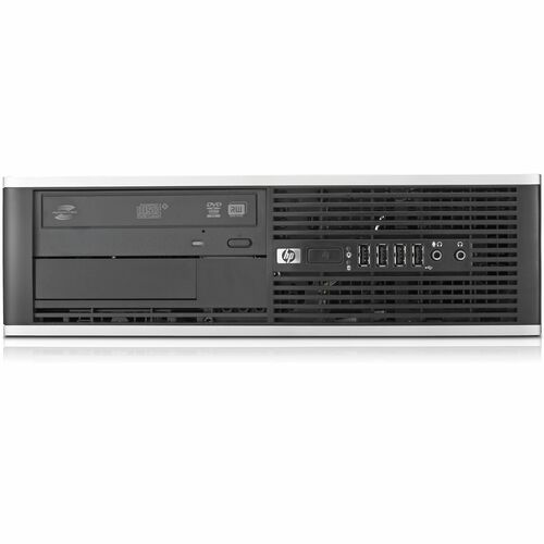 HP Business Desktop 6200 Pro A7L15UT Desktop Computer Pentium G630 2.7GHz - Small Form Factor- Smart Buy