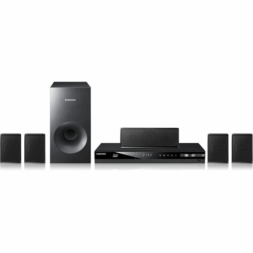 Samsung HT-E3500 5.1 3D Home Theater System - 500 W RMS - Blu-ray Disc Player