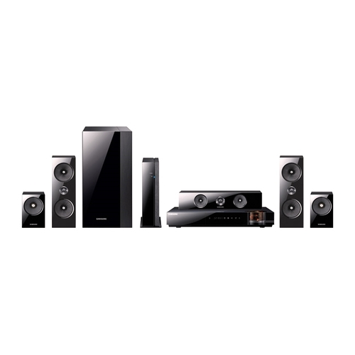 Samsung HT-E6500W 5.1 3D Home Theater System - 1000 W RMS - Blu-ray Disc Player