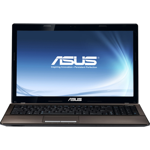 "Asus X53E-RS51 15.6"" Notebook - Intel Core i5 i5-2450M 2.50 GHz - Mocha"