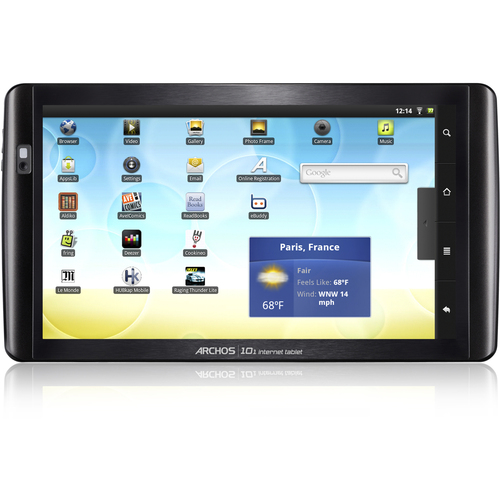 "Archos 501872 10"" Anti-glare Screen Protector"