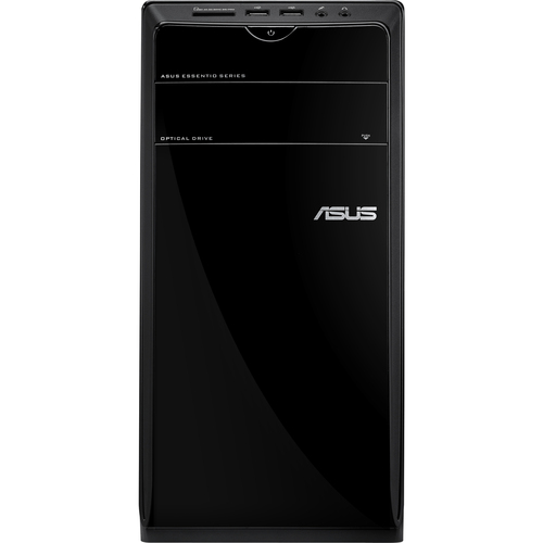 Asus Essentio CM6730-US-2AD Desktop Computer - Intel Core i3 i3-2120 3.30 GHz - Black