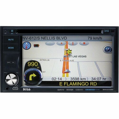 Boss Audio BV9370NV Automobile Audio/Video GPS Navigation System