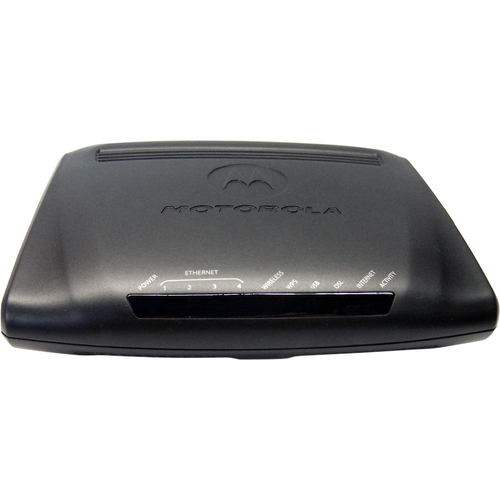 Motorola Netopia 2247-N8 Wireless Router - IEEE 802.11n