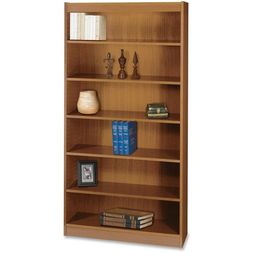 Safco Square-Edge Bookcase