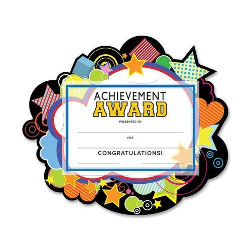 Southworth Motivations Achievement Award Certificate Kit - 10/PK
