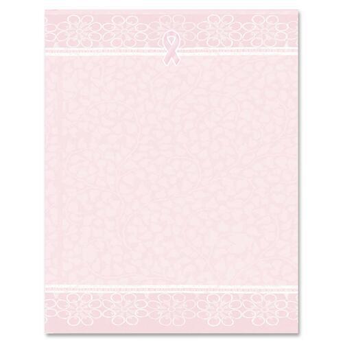 Esselte 35145 Breast Cancer Awareness Multipurpose Paper