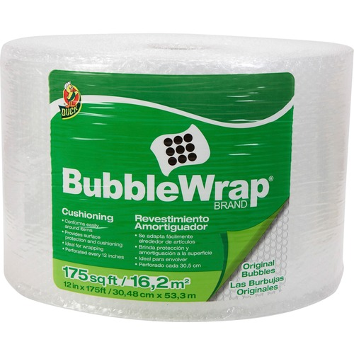 Duck Protective Packaging Bubble Wrap