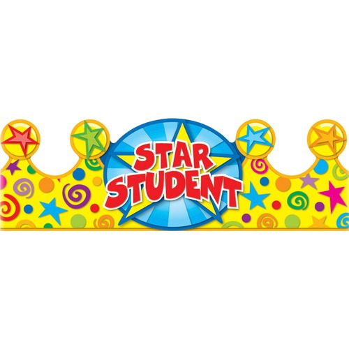 Carson Star Student Crowns | by Plexsupply