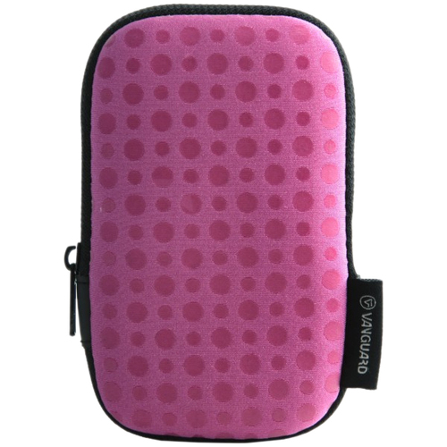 Vanguard Malmo 6C Carrying Case (Pouch) for Camera - Pink