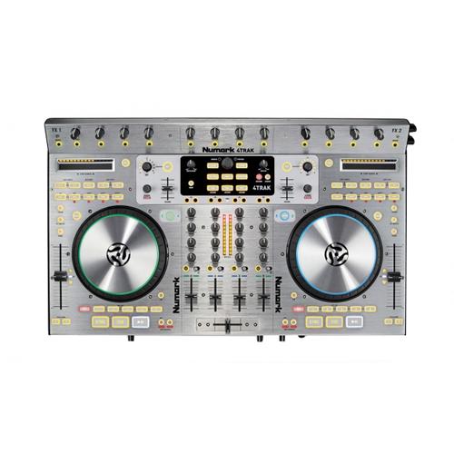 Numark 4TRAK Audio Mixer