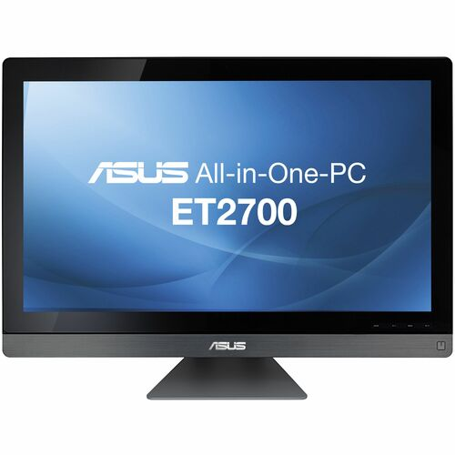 Asus EeeTop ET2700INKS-B062C All-in-One Computer - Intel Core i7 i7-2600S 2.80 GHz - Desktop