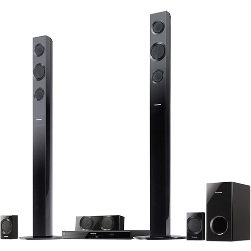 Panasonic SC-BTT195 3D Home Theater System - 1000 W RMS - Blu-ray Disc Player
