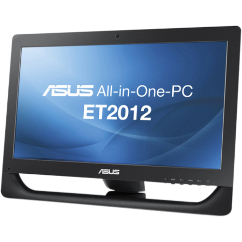 Asus EeeTop ET2012EUTS-B004E All-in-One Computer - Intel Pentium G630 2.60 GHz - Desktop - Black