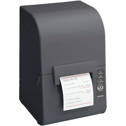Epson TM-U230 Dot Matrix Printer - Monochrome - Desktop - Receipt Print