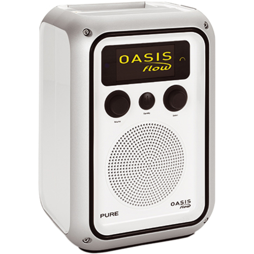 Pure Digital Technologies Oasis Flow Internet Radio - Wi-Fi