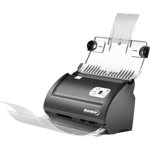 Ambir Technology ImageScan Pro 820i Sheetfed Scanner