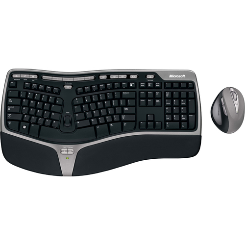 Microsoft Natural Ergonomic Desktop 7000 Keyboard & Mouse