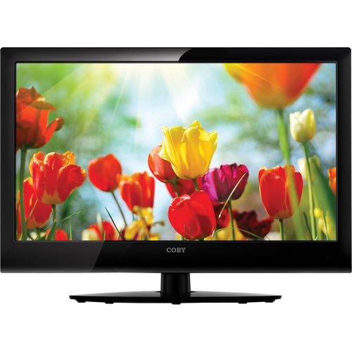 "Coby LEDTV2316 23"" 720p LED-LCD TV - 16:9 - HDTV"