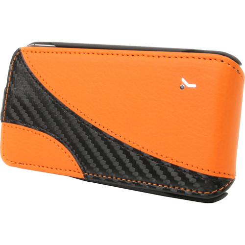 The Joy Factory Aspire CAB112 Carrying Case for iPhone - Orange, Black