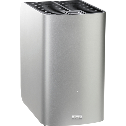 Western Digital My Book Thunderbolt Duo WDBUPB0060JSL-NESN DAS Array - 2 x HDD Installed - 6 TB Installed HDD Capacity