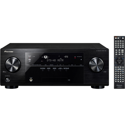 Pioneer VSX-1122-K 3D Ready A/V Receiver - 7.2 Channel - Black