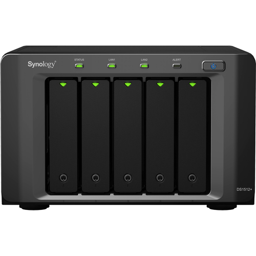 Synology DiskStation DS1512+ Network Storage Server
