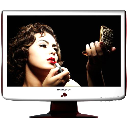 "Hannspree SM198DPW 19"" LCD Monitor - 16:10 - 5 ms"
