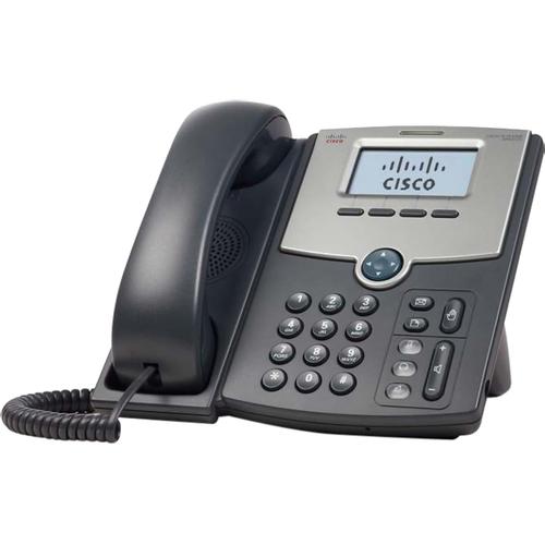 Cisco SPA512G 1-Line w/LCD Display, 2x Gigabit ethernet switch, PoE, IP Phone