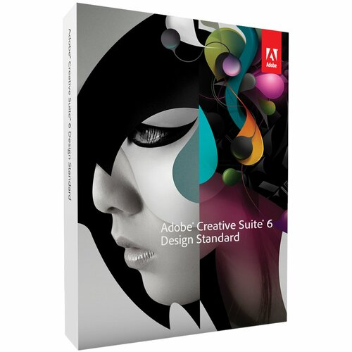 Adobe Creative Suite v.6.0 (CS6) Design Standard - Complete Product - 1 User